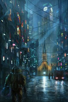 ArtStation - The 8th Futurist Manifesto, Bruno Cerkvenik