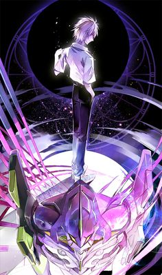 Kaworu (Evangelion)
