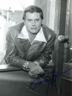 "Larry Hagman, son of Mary Martin, she of ""Peter Pan"" fame.  He scored a hit in the cute, 1960's sitcom ""I Dream of Jeannie"" with Barbara Eden and then went on to play the beautifully evil JR Ewing in the long running, evening soap opera ""Dallas"" and it's reincarnation for three seasons ending in 2014 with his passing."