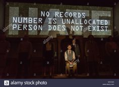 """Photocall for the play """"1984"""" by George Orwell, Playhouse Theatre ..."""