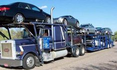 Open Carrier Transport | Open Carrier Car Shipping Services US