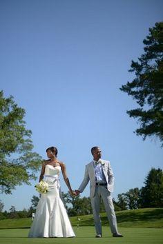 Citrus & Navy Country Club Wedding Shoot | Confetti Daydreams - Wedding couple style ♥  ♥  ♥ LIKE US ON FB: www.facebook.com/confettidaydreams  ♥  ♥  ♥ #Wedding  #Citrus #Navy #CountryClub