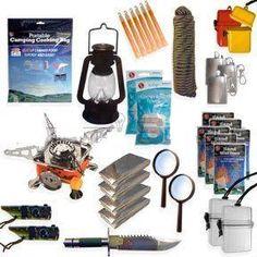 Ultimate Survival Tools Emergency Camping Gear Pack Doomsday Prep Package Tools. Ebay $59.99