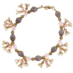 Tutorial - How to: Romantic Sunrise Bracelet | Beadaholique