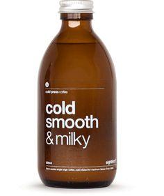 iced coffee | eighthirty #NZ