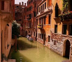 Colors of Venice by eckiblue, via Flickr