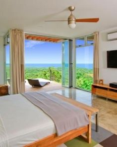 Spend the morning lounging on the deck connected to the master bedroom. #Jetsetter  http://www.jetsetter.com/homes/costa-rica/nicoya/1170/casa-luna