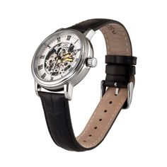 And Great Variety Of Designs And Colors Full Range Of Specifications And Sizes Winner Dress Men Automatic Mechanical Watch Leather Strap Tachymetre Skeleton Dial Golden Bezel Cool Design Male Wristwatch Famous For High Quality Raw Materials