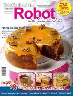 TeleCulinária Robot de Cozinha Nº 70 - Novembro 2013