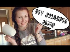 DIY Sharpie Mug...thank you