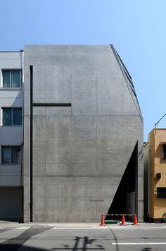 Kamigata rakugo Hall, Tadao Ando