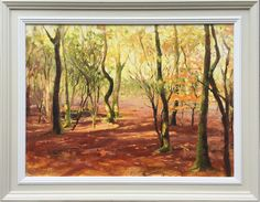 Savernake forest near Marlborough is a large, ancient forest and a truly beautiful and inspiring place. I love painting this place as it has a very special Autumn Lights, Love Painting, My Arts, Website, Landscape, Inspiration, Beautiful, Biblical Inspiration, Inhalation