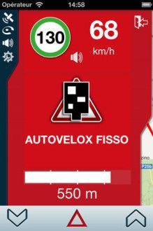 Con l'app iCoyote eviti traffico, ZTL e multe degli autovelox