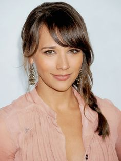 Hairstyles with Bangs - Celebrity Haircuts with Bangs