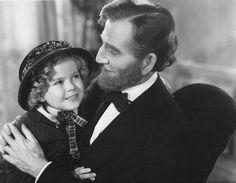 """The Littlest Rebel"" Shirley Temple, Frank McGlynn 1935 Twentieth Century Fox"