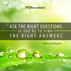 What questions has PCHSearch&Win helped you answer? http://bit.ly/1iRNLDy