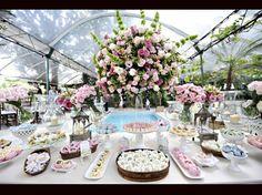 Casamento provençal: veja dicas para adotar o estilo e economizar na decoração da festa