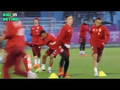 Teil 1: FC Bayern Training bei Flutlicht am 04.01.2016 - YouTube