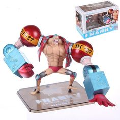 Action Figure One Piece - Two Years Later New World Franky - AnimePond