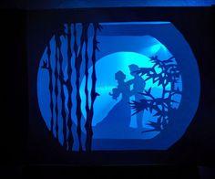 Illuminated Tunnel Book                                                                                                                                                      More