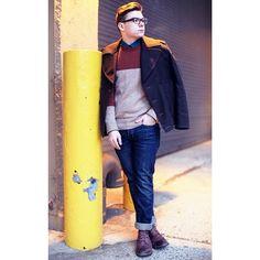#MCM shoutout to #FashionistoDiaries @Ryan Charchian #ootd for #NYFW ft. #WilliamRastOfficial