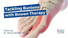 Watch as Bowen College founder Dr. Manon Bolliger, ND performs the bunion move during a Healing Accelerator Workshop. Bolliger, Bowen Co. Bunion, Curriculum, Self, Therapy, Healing, College, Science, Education, Videos