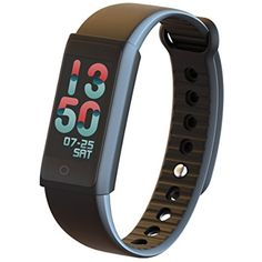Mo Young 3 Fitness trackers and heart rate monitors by Mokayi, Tracking smart belt sleep monitor, IP65 waterproof, call information and alarm clock alert iOS and Android. -- Learn more by visiting the image link. (This is an affiliate link) #HealthMonitors