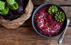 Rote Beete Porridge Hirse Rezepte