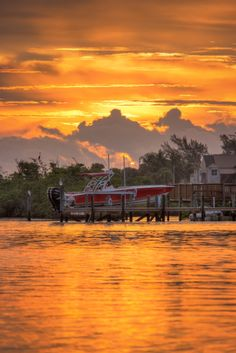 Loxahatchee River Sunrise Jupiter Florida By Kim Seng.