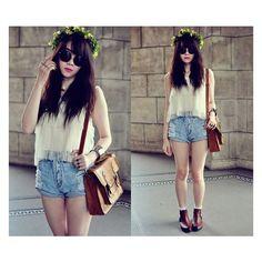 Tess Lively LOOKBOOK.nu ❤ liked on Polyvore