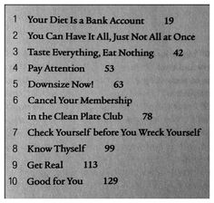 Bethenny's rules are the rules I live by! Don't ever diet ever again, just read her books, seriously...