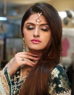 Bridal Makeup By Fringe-Salon For Her