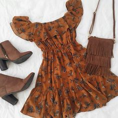 This needs to be your Monday outfit! Cute Dresses, Casual Dresses, Casual Outfits, Cute Outfits, Boho Fashion, Fashion Dresses, Womens Fashion, Monday Outfit, Cooler Look