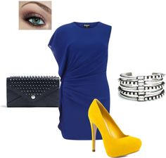 """""""Night Out"""" by lagosmum on Polyvore"""