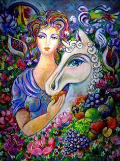 """Jasmin Aldin: """"The last Unicorn"""""""