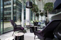 Aker Solutions Headquarters by Peldon Rose, London – UK » Retail Design Blog