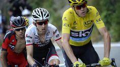 TOUR DE FRANCE 2016 - Avant d'attaquer le contre-la-montre entre Sallanches et Megève, la quête pour le podium a pris une nouvelle tournure en Suisse. Derrière Chris Froome, plus leader que jamais, Mollema, Yates, Quintana, Bardet et Porte devraient se...