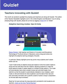 Adaptive Learning Modes: Tips & Tricks Study Flashcards, Test Exam, Ap Calculus, Exam Review, Daily Reminder, Math Teacher, Teacher Newsletter, Helpful Hints, United Kingdom