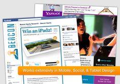 A great web design by AlessandroFard.com, Los Angeles, CA: