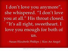 Susan Elizabeth Phillips | Kiss An Angel
