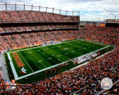 Sports Authority Field @ Mile High.