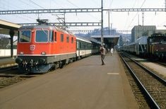 Swiss Railways, Switzerland, Trains, Locomotive, Pictures, Train