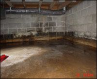 How to convert your crawl space into a basement crawl for Concrete crawl space floor