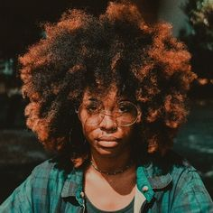 50 Cute Natural Hairstyles for Afro-textured Hair[post_tags - Natural Hair Styles Pelo Natural, Natural Hair Care, Natural Hair Styles, Natural Hair Journey, Colored Natural Hair, Colored Hair, Natural Beauty, Pelo Afro, Natural Curls