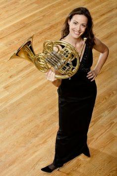 Sarah Willis, fourth horn, Berlin Phil