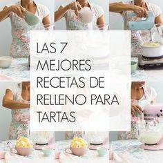 Cocina – Recetas y Consejos Frosting Recipes, Cake Recipes, Dessert Recipes, Fondant Cakes, Cupcake Cakes, Cake Fillings, Sweets Cake, Mini Cakes, Cakes And More