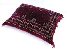 80x58 cm orient sitzkissen bodenkissen Turkmen (Allah-Bakhmal) - orientart