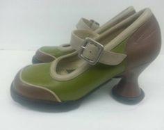 Fluevog Women's Shoes Vintage Maryjane by GingerBeasVintage
