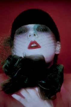 Serge Lutens makeup , styling and photograph Photography Exhibition, Artistic Photography, Fashion Photography, Yamaguchi, Serge Lutens Makeup, Artist Makeup, Berlin, French Photographers, Dye My Hair