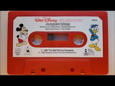 Musiikkisatu #34: Walt Disney - Joulupukin työpaja (1987) - YouTube Walt Disney Company, Bambi, Disney Movies, Audio Books, Youtube, Disney Films, Youtubers, Youtube Movies